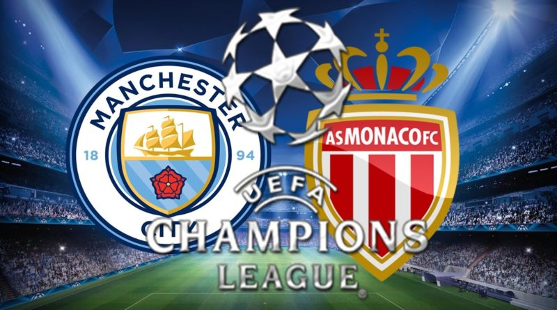 Prediksi Manchester City vs AS Monaco