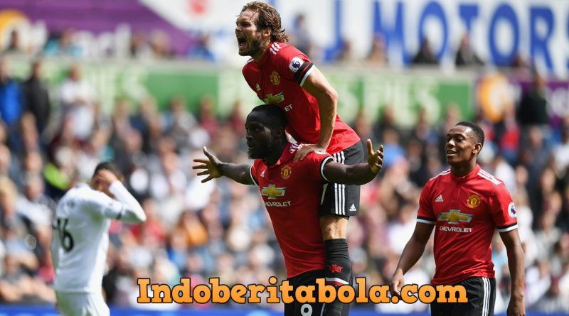 Manchester United Kembali Berpesta Gol