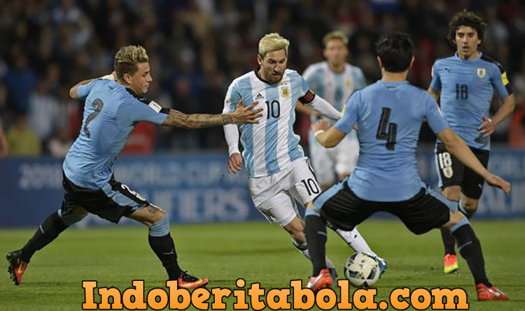 Prediksi Uruguay vs Argentina, Jumat 01 September 2017