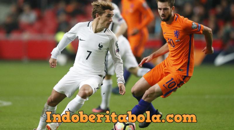 Prediksi Perancis vs Belanda, Jumat 01 September 2017