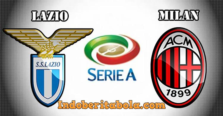 Prediksi Lazio vs Milan, 10 September 2017