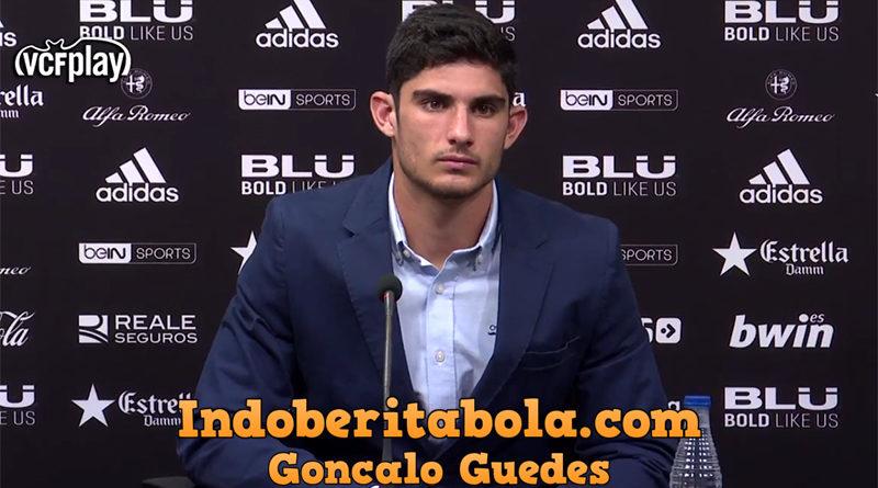 CR7 Memilih Goncalo Guedes Untuk Menggantikan Bale
