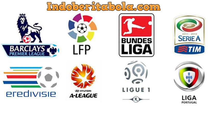 Jadwal Pertandingan Bola Hari Sabtu, 18 November 2017