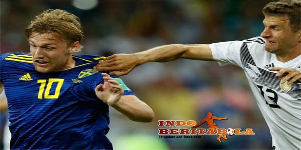 Jerman Berhasil Memenangkan Atas Swedia Oleh Toni Kroos