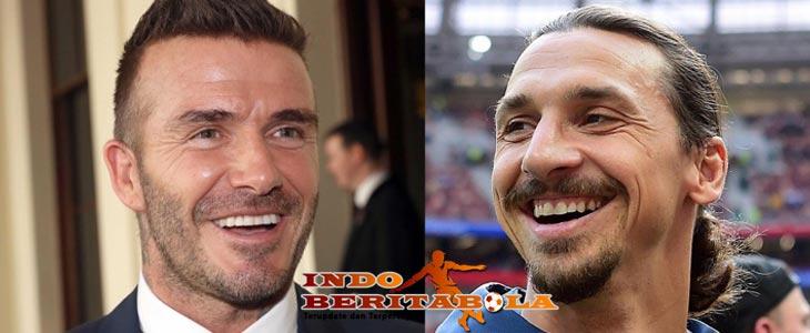 Ibrahimovic dan Beckham Taruhan Untuk Swedia vs Inggris - Bandar Bola Online