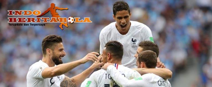Kalahkan Uruguay, Perancis Meluncur ke Babak Semifinal Piala Dunia - Bandar Bola Online