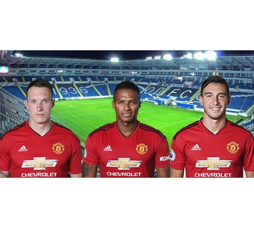 3 Pemain Manchester Dijual