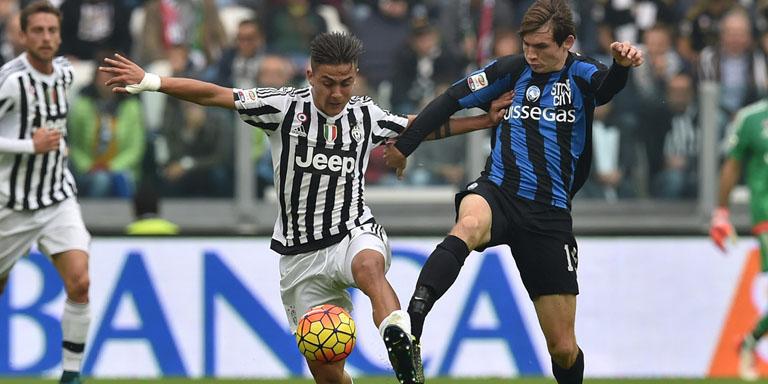 Pertandingan Atalanta vs Juventus
