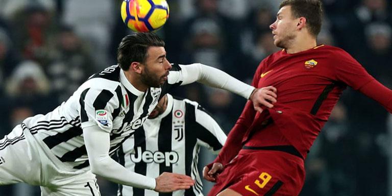 Perkiraan Juventus vs Roma
