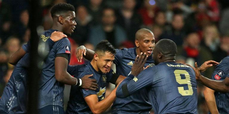 Hasil Arsenal vs United
