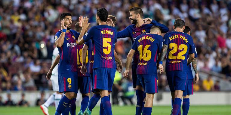 Barcelona Terancam Diskualifikasi