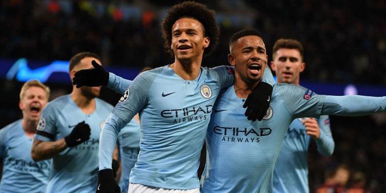 Pertandingan City vs Liverpool