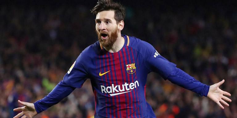 Eden Hazard Pemain Messi