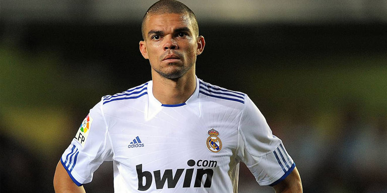 Pepe Real Madrid Kuburan