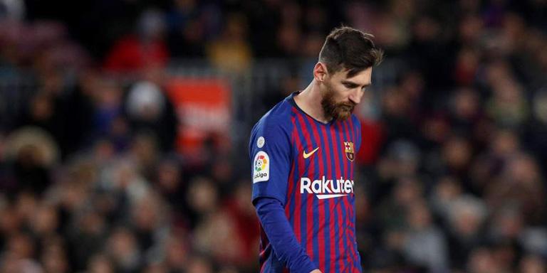 Barcelona Bersiap Kehilangan Messi