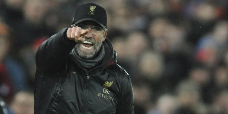 Klopp Kecewa Liverpool Pasif