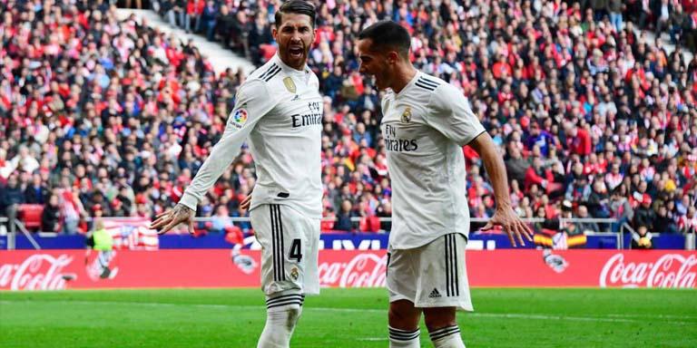 Real Madrid Peringkat Kedua
