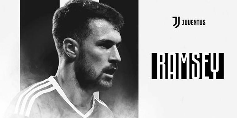 Resmi Ramsey Gabung Juventus