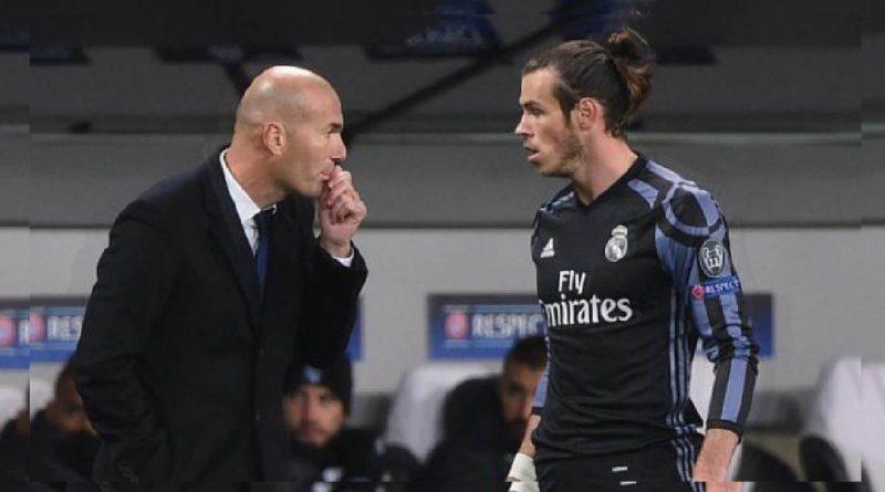 Bale Tidak Cocok Zidane