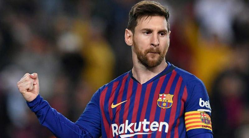 Kesaksian Alba Bermain Messi