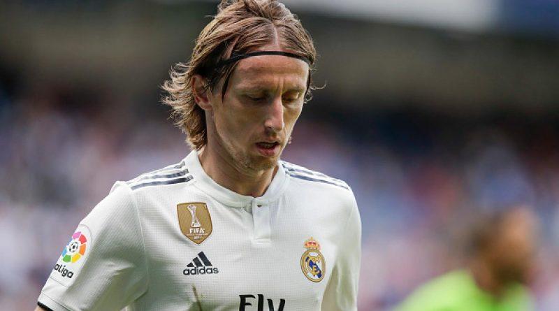 Madrid Kalah Modric Curcol