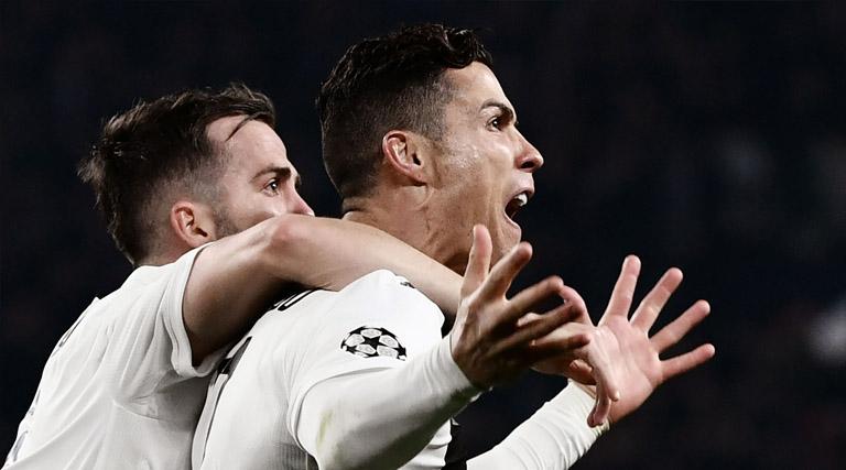 Meski Cedera Ronaldo Ingin Latihan, Allegri Menyarankan Istirahat