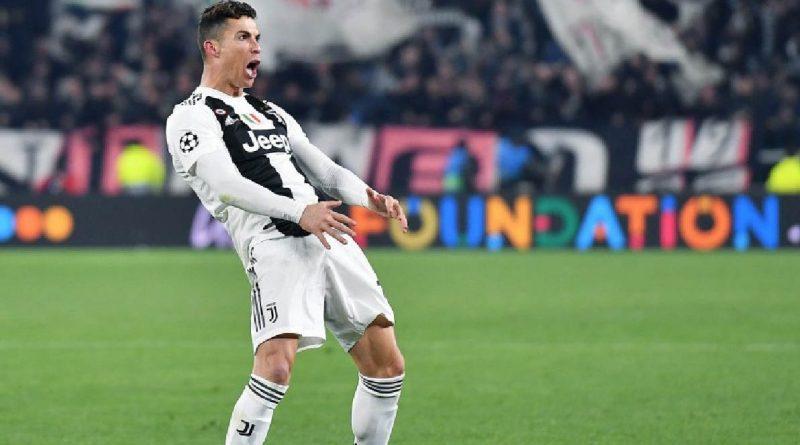 Ronaldo Terkena Sanksi UEFA