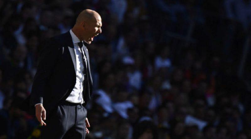 Zidane Madrid Jodoh Sensasional