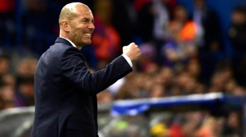 Zidane Mengubah Real Madrid