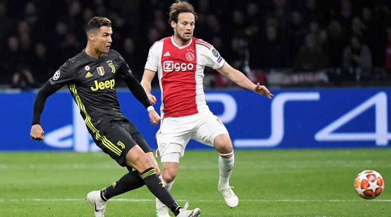 Ajax Berniat Membantai Juventus Seperti Real Madrid