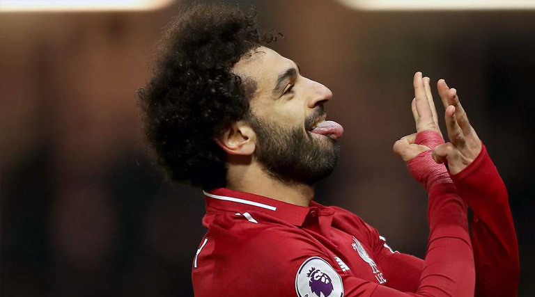 Berselisih dengan Klopp, Juventus Incar Mohamed Salah