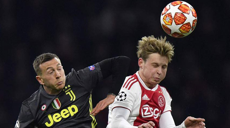 Calon Pemain Barcelona, Bakal Absen Kontra Juventus Lawan Ajax