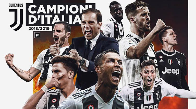 Kecewa Di Liga Champions, Fans Tidak Terlalu Bahagia Scudetto Juventus