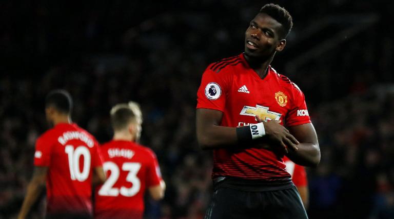 Play Maker Manchester United, Paul Pogba Menolak Real Madrid