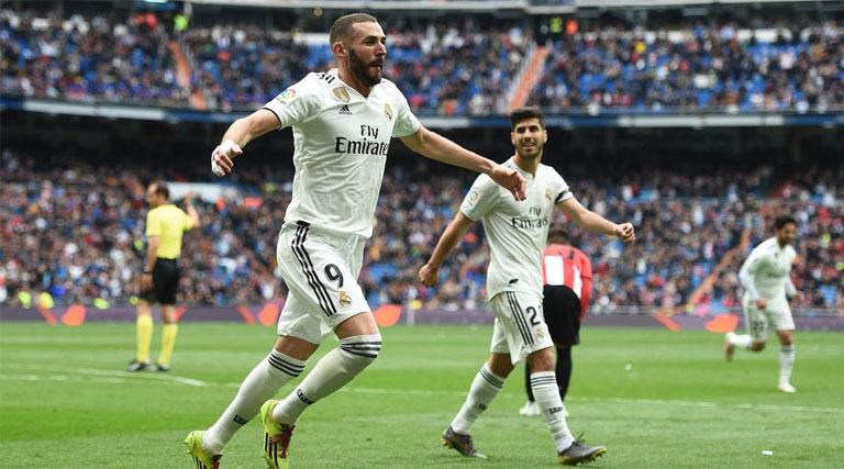 Tampil Moncer, Benzema Bersyukur Zidane Menangani Kembali Real Madrid
