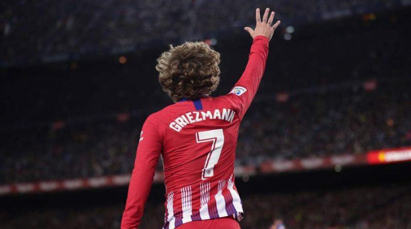 Perpisahan Griezmann Kepada Atletico Dan Gabung Barcelona