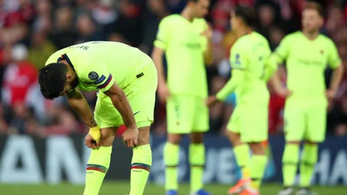 Barcelona Tidak Akan Di Perkuat Oleh Suarez Pada Final Copa Del Rey
