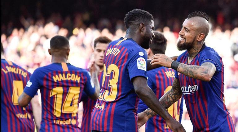 Beda Nasib Barcelona dan Real Madrid Menjelang Penutup