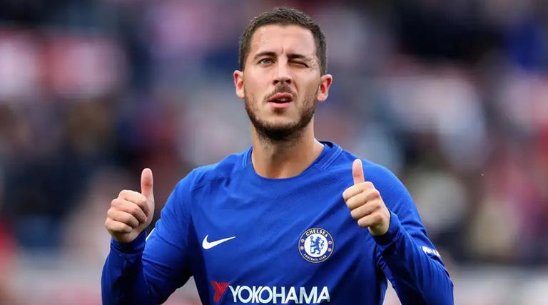 Chelsea Menggunakan Uangnya Untuk Mempertahankan Hazard