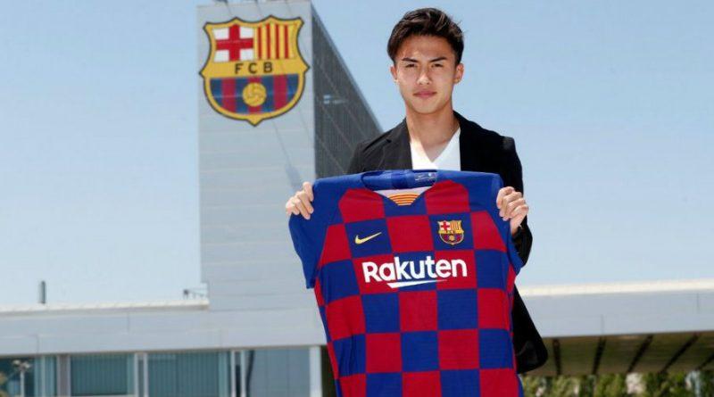 Kapten Tsubasa, Barcelona Datangkan Pemain Jepang Ke Camp Nou